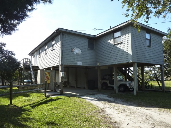 Homes On Hatteras Real Estate Sales Classic Canal Front